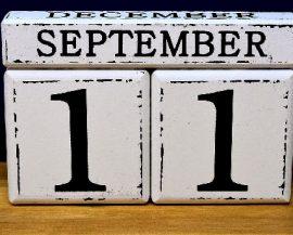9-11: Historische Ereignisse beim geschichtsträchtigsten Datum