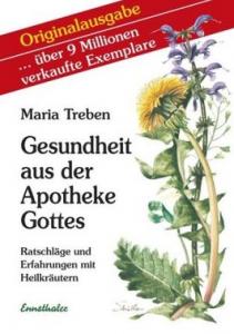 """Buch """"Gesundheit aus der Apotheke Gottes"""""""