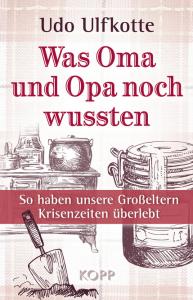 """Was Buch """"Oma und Opa noch wussten"""""""