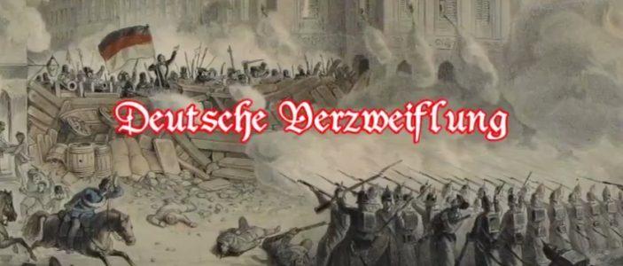 Deutsche Verzweiflung – Hoffmann von Fallersleben