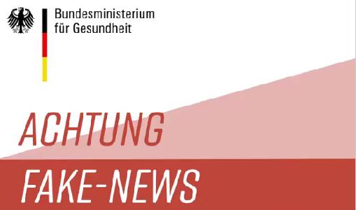 """Jahrestag von """"Achtung Fake-News"""" und Corona-Helden"""