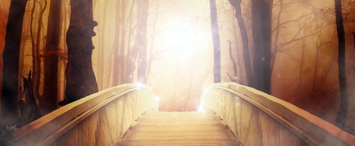 Freunde und der Weg zum Himmel