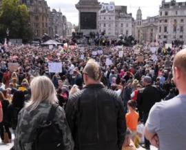 Nicht nur Berlin – weltweit Proteste