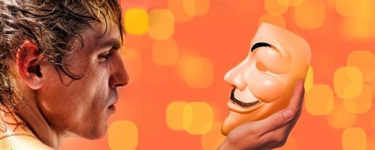 Schluss mit der Maskerade!