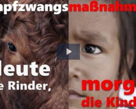 Impfzwangsmaßnahmen im Schwarzwald