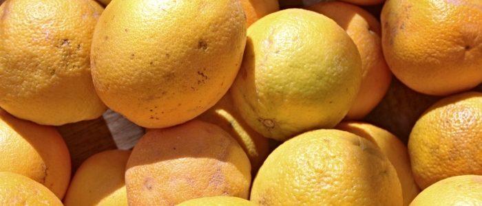 Wenn entsorgte Orangenschalen liegen bleiben …