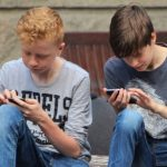 Smartphone Kinder