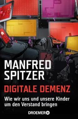 Buch-cover Digitale Demenz