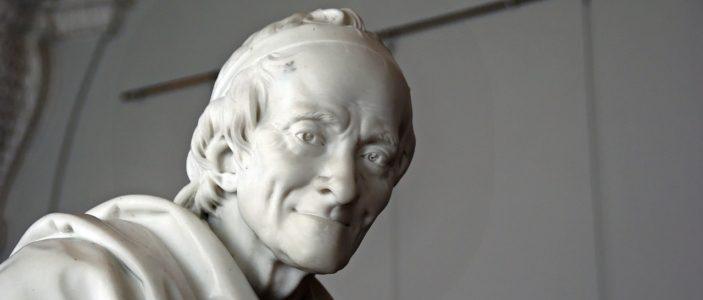 Hoffnung und Illusion – Voltaire